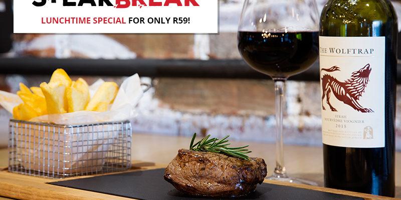 steak break special