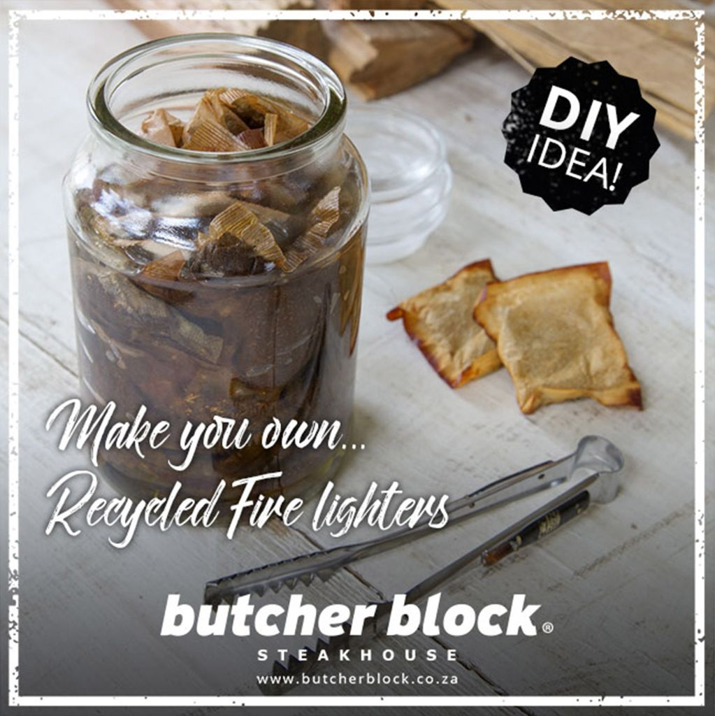 diy firelighters